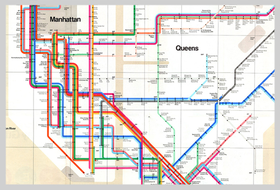 Nyc Subway Map Inspired Design.Designing A City Saint Creative Patron Saint Of Inspired Work